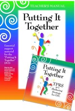 """TPRS-manual and DVD """"Putting it Together"""""""