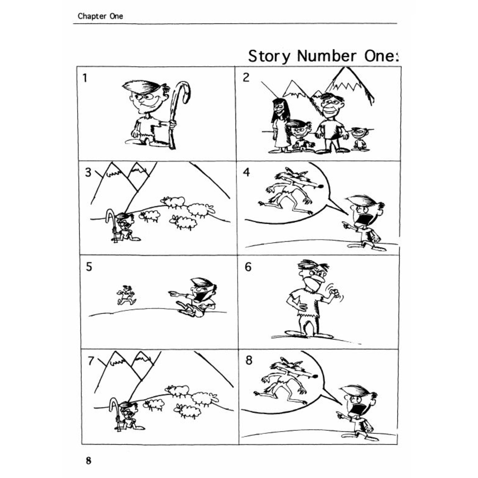 Fluency Matters Tell me more! Student Textbook