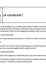 Los Baker van a Perú - Teacher's Guide on CD