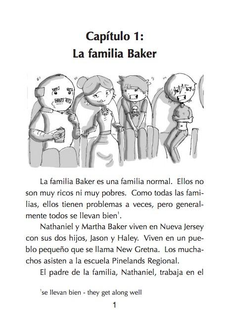 Los Baker van a Perú