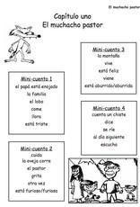 The NEW ¡Cuéntame más! Student Textbook