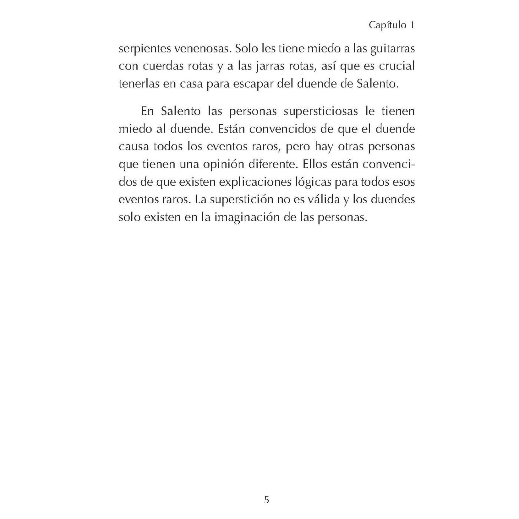 Fluency Matters El duende de Salento