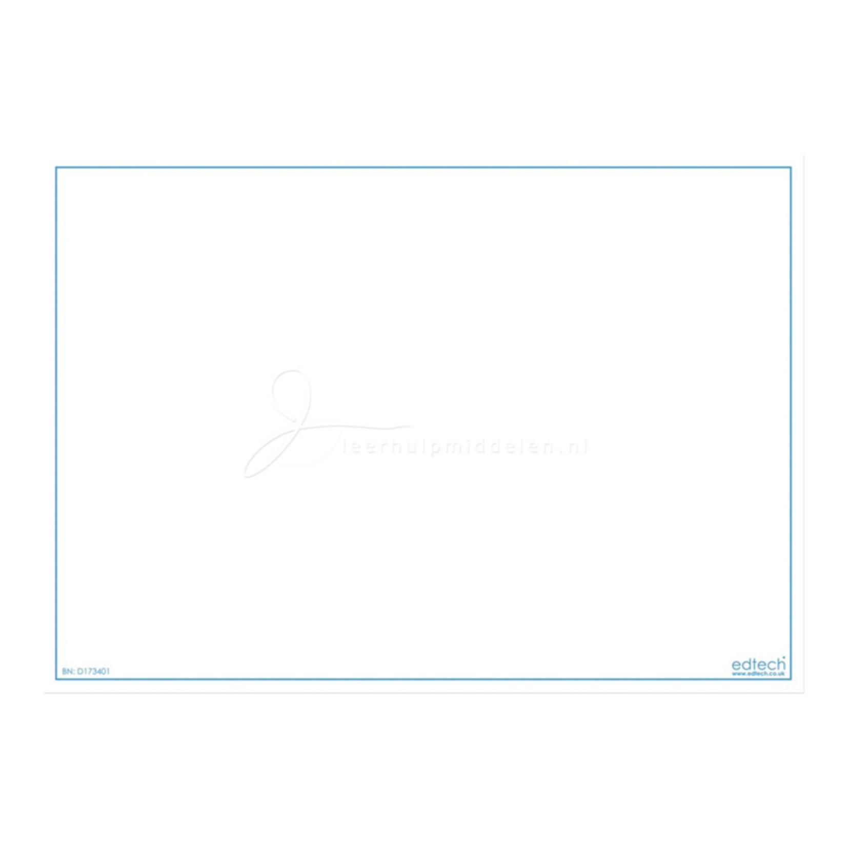 Mini-whiteboard A4