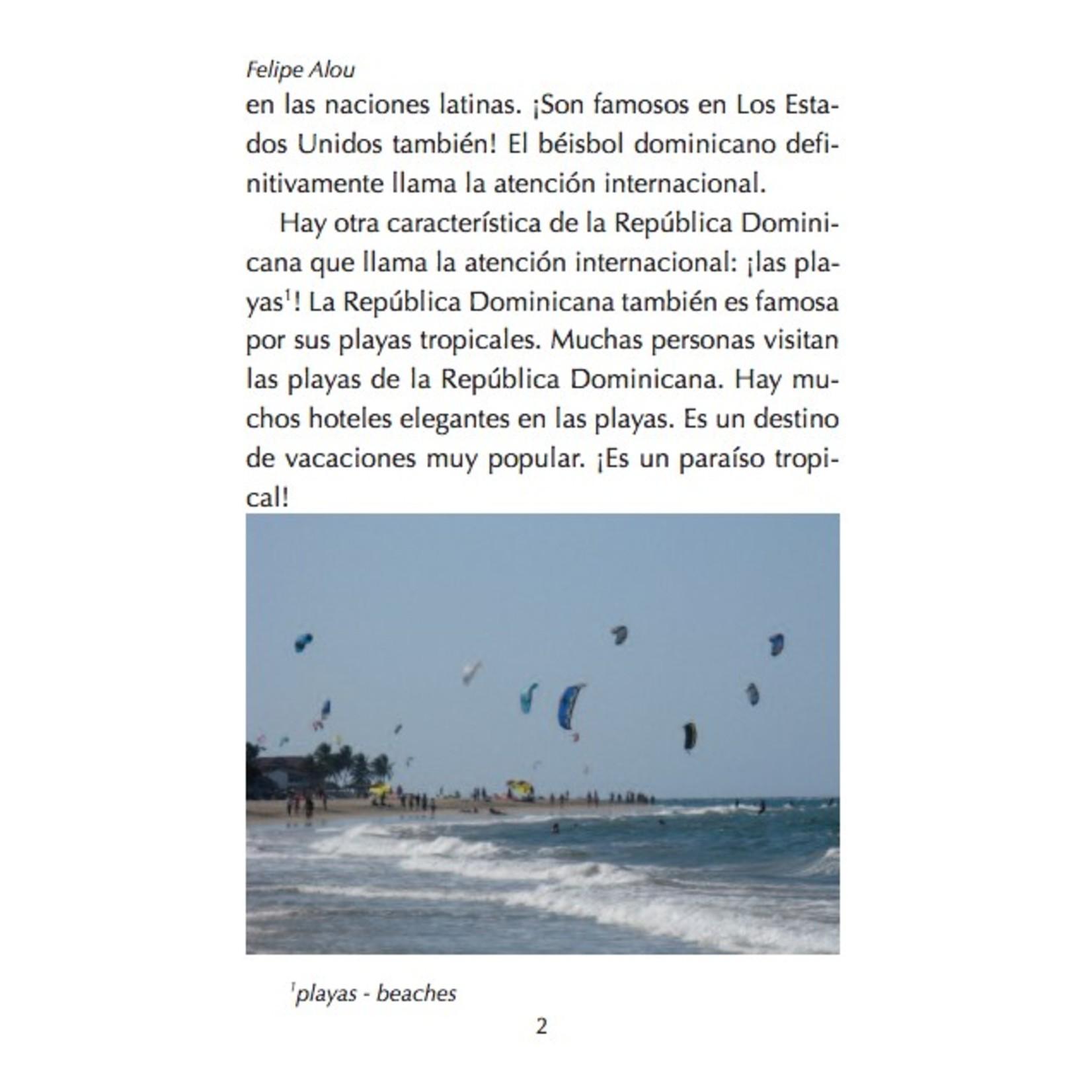 Fluency Matters Felipe Alou: Desde los valles a las montañas