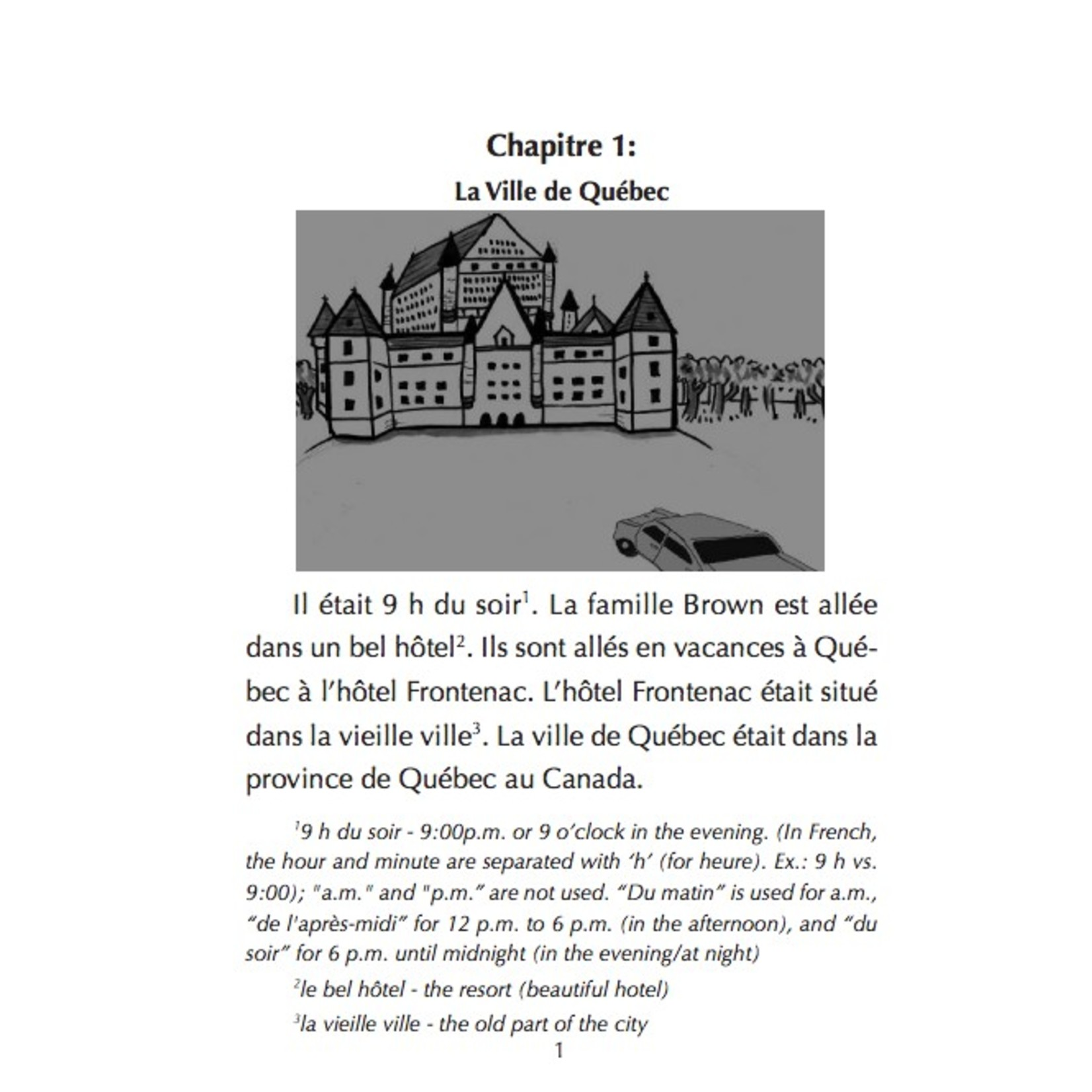 Fluency Matters Brandon Brown à la conquête de Québec