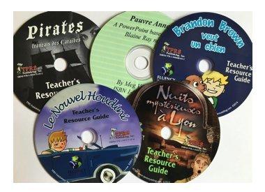 Teacher's guides for novels