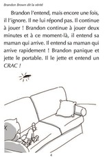 Brandon Brown dit la vérité