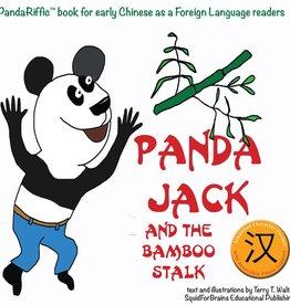 Panda Jack and the Bamboo Stalk