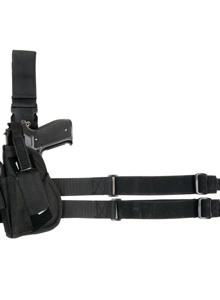 Beenholster de luxe links