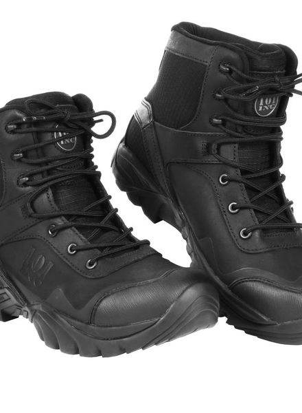 Pr. Recon boots medium-high zwart