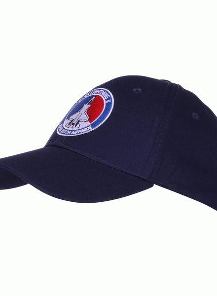 Baseball cap F-35 Lightning II NL blauw