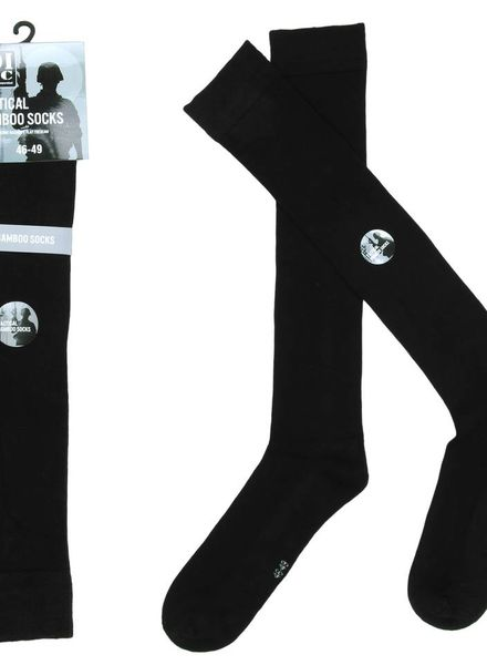 Pr. Tactical Bamboo sokken zwart