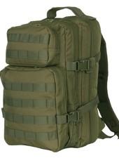 Backpack US assault Groen