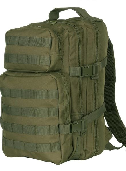 Backpack US assault Groen