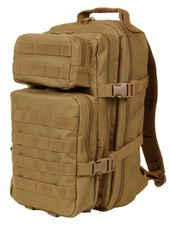 Backpack US assault Coyote