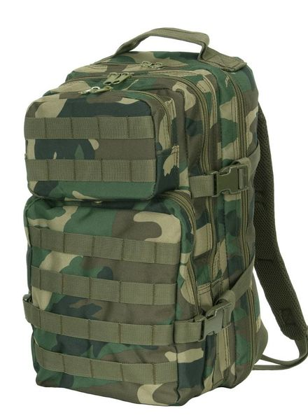 Backpack US assault Woodland