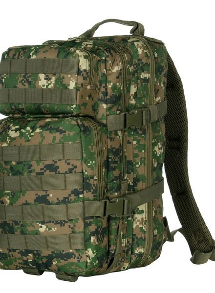Backpack US assault Digital Camouflage