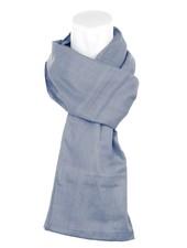 Cheche sjaal Wolf grey