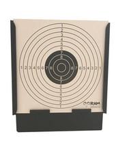 Schietkast zware kwaliteit 14 x 14cm incl. 100 schietkaarten
