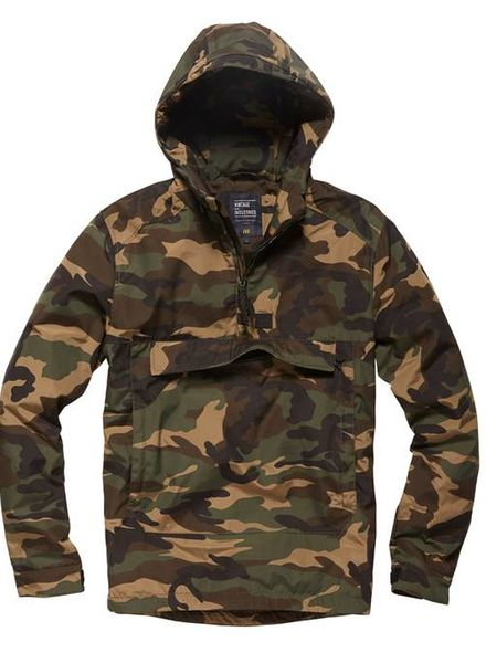 Hopwood Anorak Woodland