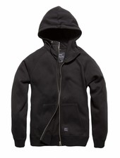 Basing hooded sweatshirt Black