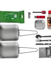 BCB outdoor cooking set