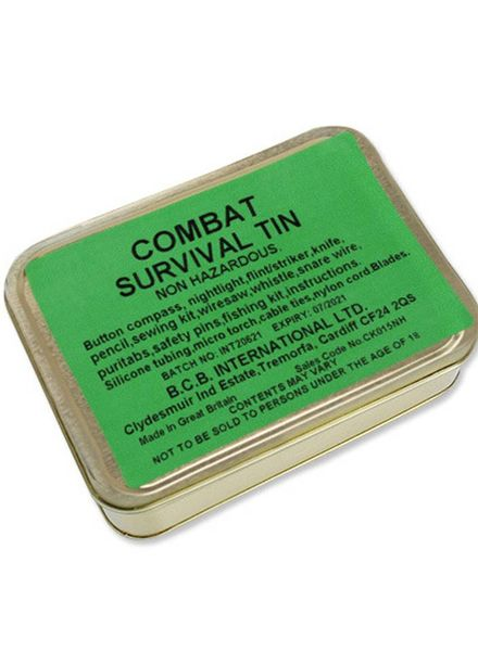 BCB combat survival kit