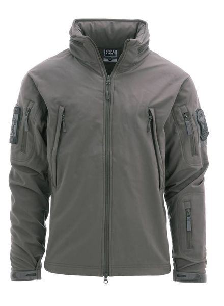 Soft shell jack tactical Wolf Grey