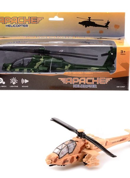 Militaire helicopter Apache