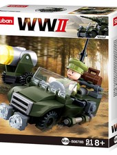 Sluban WWII 4in1 Army model B M38-B0678B #16131
