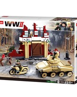 Sluban WWII Battle of Stalingrad M38-B0696 #16199