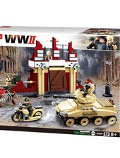 Sluban WWII Battle of Stalingrad M38-B0696 #16199
