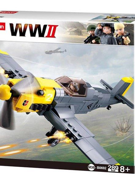 Sluban WWII German Bomber M38-B0692 #16097