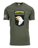 T-shirt USA 101st Airborne