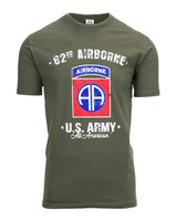 T-shirt U.S. Army 82nd Airborne Share