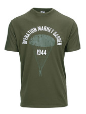 T-shirt Operation Market Garden Groen