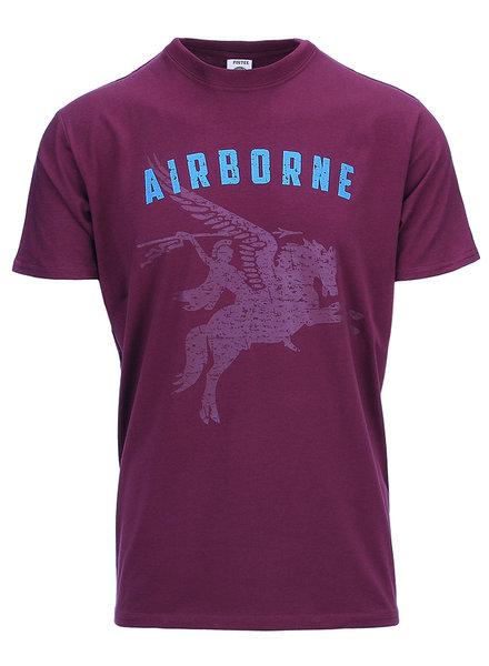 T-shirt Airborne Pegasus