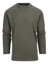 Tactical t-shirt Quick Dry lange mouw Groen