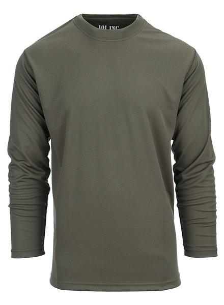 Tactical t-shirt Quick Dry lange mouw