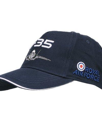 Baseball cap F-35 Royal Air Force