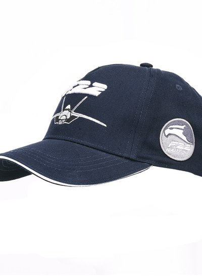 Baseball cap F22 Raptor US Air Force