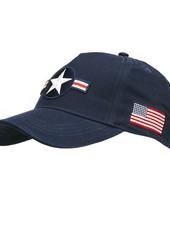 Baseball cap USAF Roundel