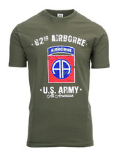 T-shirt U.S. Army 82nd Airborne
