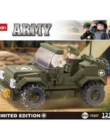 Sluban Jeep Allied Star M38-70207 #16086