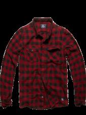 Harley shirt Rood