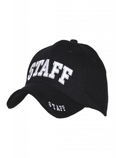 Baseball cap Staff