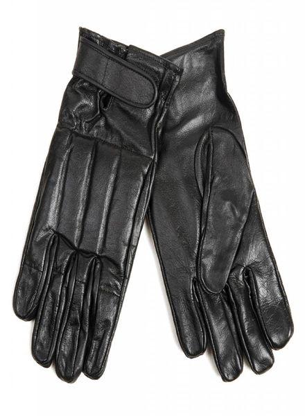 Pr. leren fighter handschoenen
