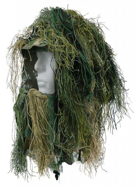 Gillie suit camo hoofd