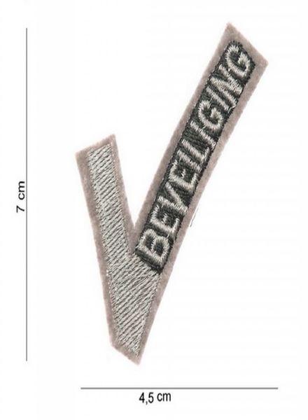Embleem stof beveiliging V 11151 #2026