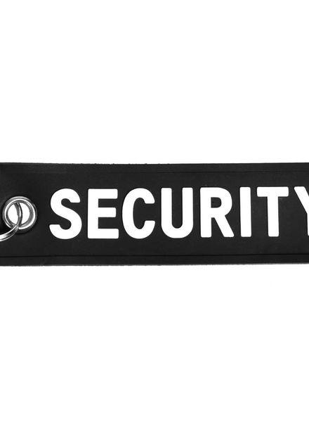 Sleutelhanger 3D PVC security #43